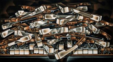 Carol Wax, 'The Ill Tempered Klavier', 2015