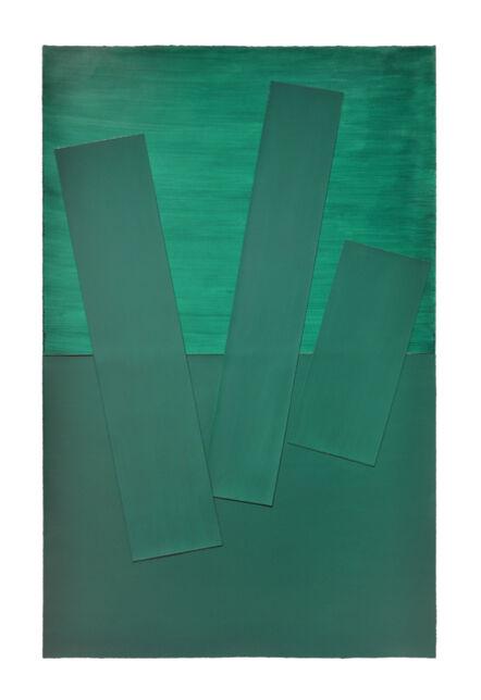 Luis Palmero, 'La memoria del viento III', 2019