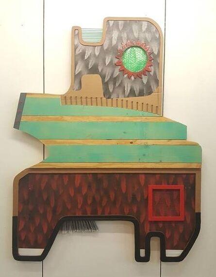 Nathan Porterfield, 'Center My Heart', 2018