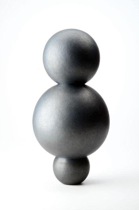 David Huycke, 'Black Snowman', 2012