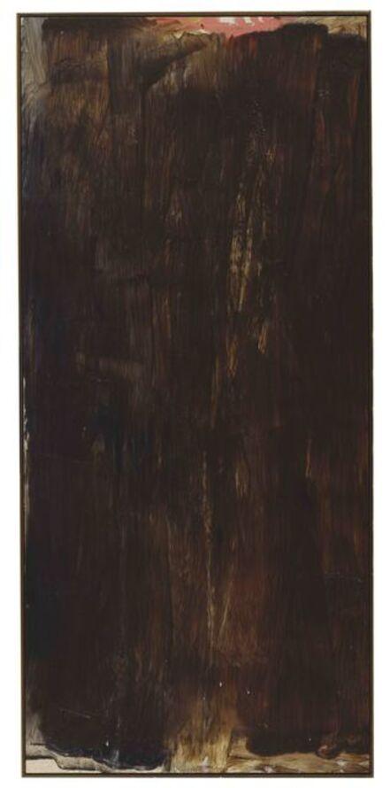 Jules Olitski, 'Tender Position of Ashur', 1974