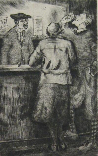 Peggy Bacon, 'The VIllage Bootlegger', 1932