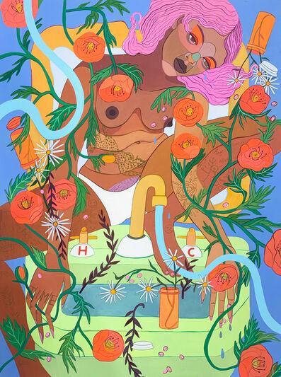 Meg Lionel Murphy, 'Pills and Poppies II', 2020