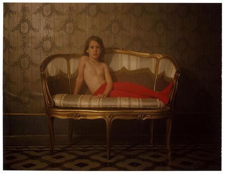 Cristina Fontsare, 'Siren - Contemporary, Polaroid, Photograph, Figurative, Childhood, 21st Century', 2016