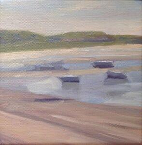 Diana Horowitz, 'Low Tide Boats', 2017