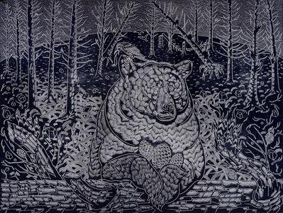 Richard Armendariz, 'How Bear Lost Fire (remix)', 2014