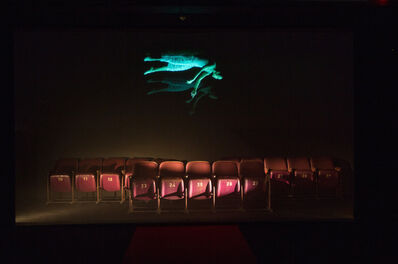 Royston Tan, 'Ghost of Capitol Theatre. In collaboration with Kuik Swee Boon and T.H.E. Dance Company', 2013