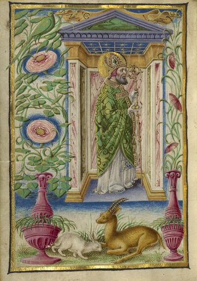 Taddeo Crivelli, 'Saint Nicholas', 1469
