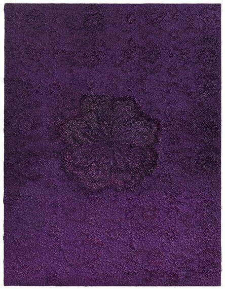 Jiang Fang, 'Erotic Purple', 2015