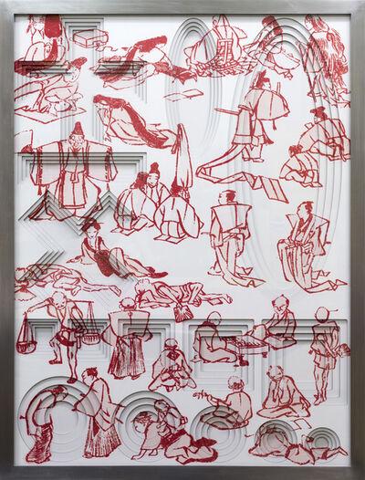 Thomas Locher, 'Hokusai 02.', 2014