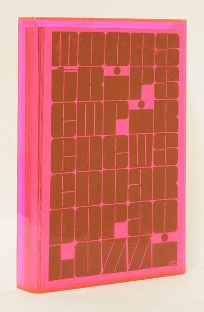 Eduardo Paolozzi, 'Moonstrips Empire News Volume 1', 1967