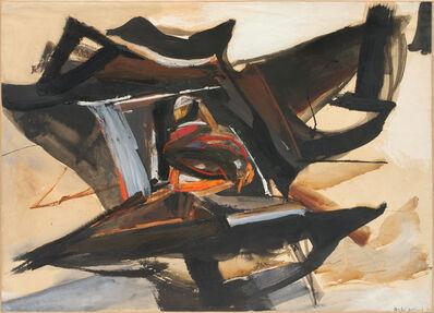Huguette Arthur Bertrand, 'Noeud d'Orage', 1965