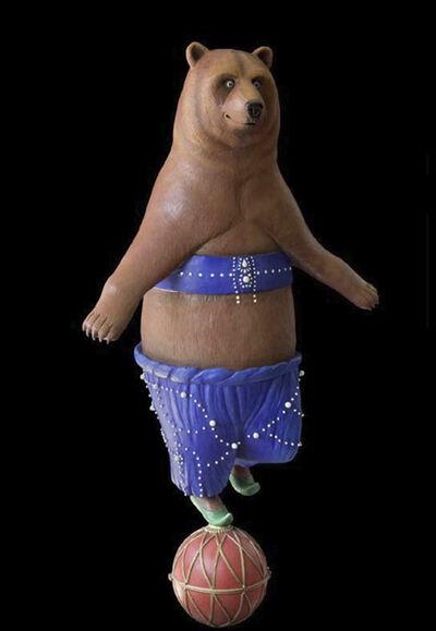 Bjorn Skaarup, 'Dancing Bear', 2014