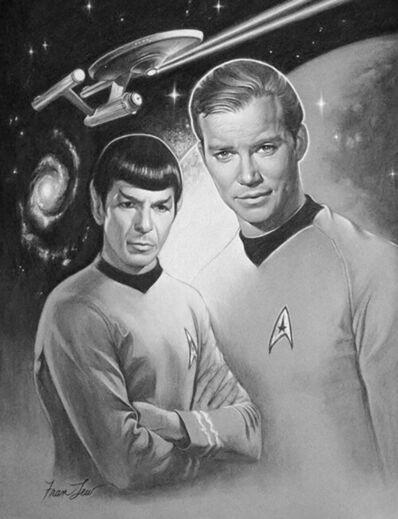 Fran Lew, 'Star Trek Stars', 20th Century