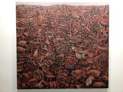 Yarno, 'The Growth, AoC', 2013