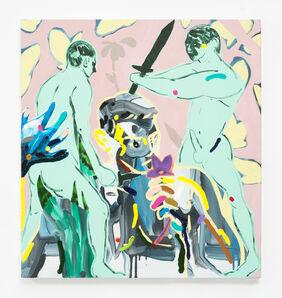 Daniel Morowitz, 'Picking Flowers', 2021