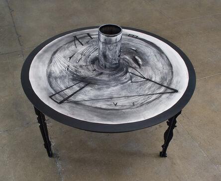 William Kentridge, 'w', 2007