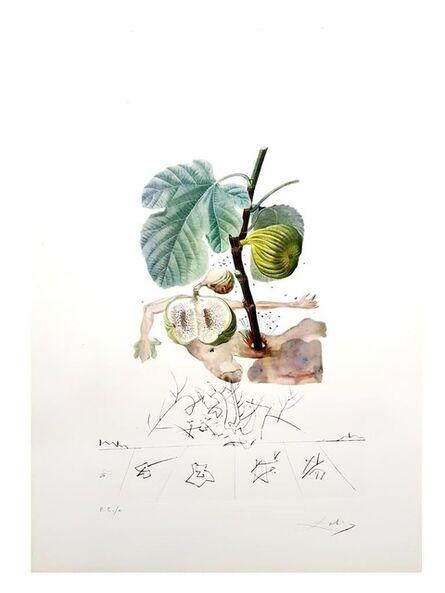 """Salvador Dalí, 'Original Lithograph """"Flordali - Fig Man"""" by Salvador Dali', 1969"""