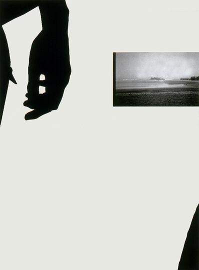 Julião Sarmento, 'Domestic Isolation 17', 2002