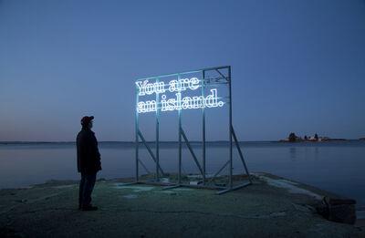 Alicia Eggert, 'You Are (On) An Island', 2011-2013