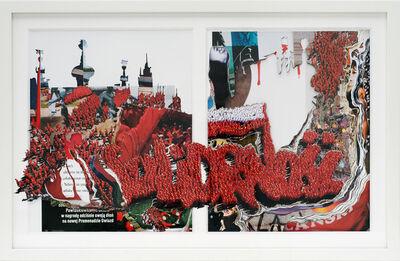 Noriko Ambe, 'Artists, Believe in Yourself: Piotr Uklanski', 2010
