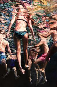 Anne Leone, 'Cenote Azul #34', 2019