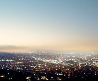 Ludwig Favre, 'Los Angeles, Griffith Observatory', 2020