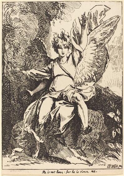 Benjamin West, 'Angel of the Resurrection', 1801