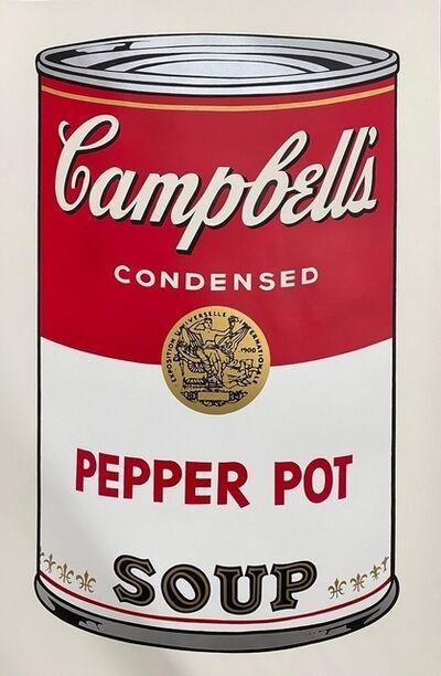 Andy Warhol, 'Campbell's Soup I: Pepper Pot (FS II.51)', 1968