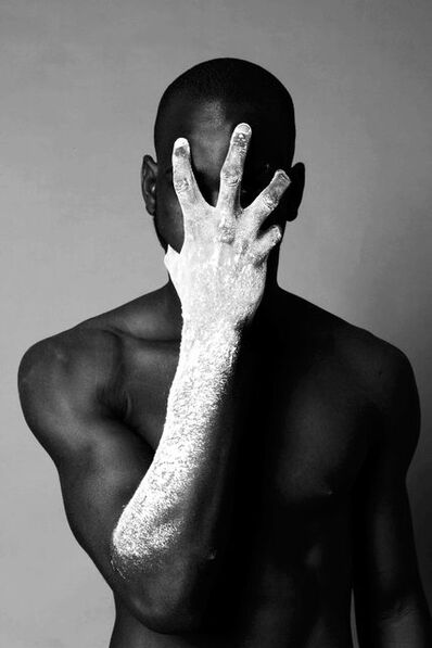 Lakin Ogunbanwo, 'Untitled (White Hand)', 2013
