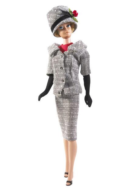 Mattel, 'Businesswoman Barbie', 1963