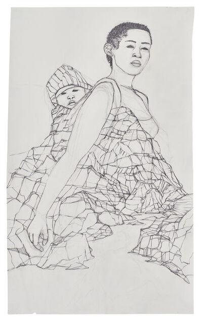 Pamela Phatsimo Sunstrum, 'Untitled (Mountain, Mother, Baby)', 2015