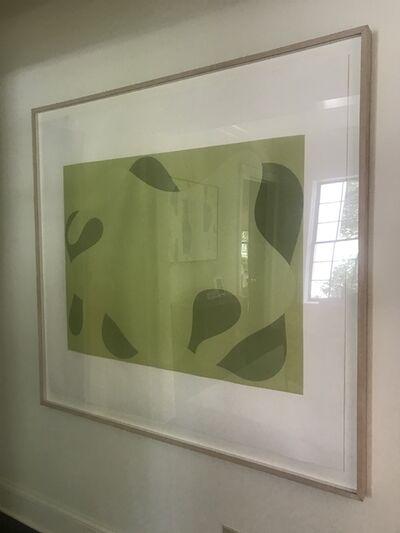 Jerald Ieans, 'Green 32', 2003
