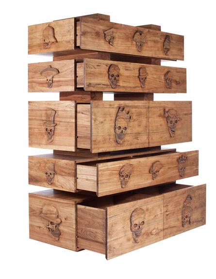Enrico Marone Cinzano, 'Double Happiness Cabinet', 2015