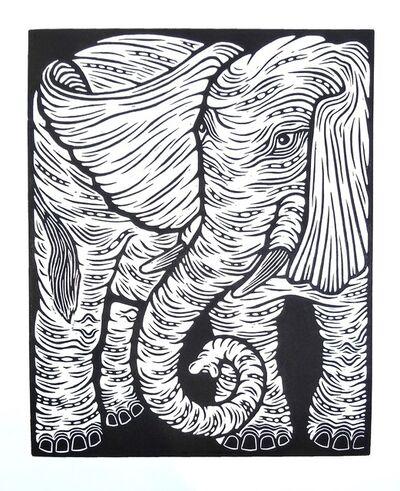 Thomas Rude, 'Elephas Maximus', 2020