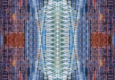 Andrew Prokos, 'Metropolis Abstracted #13', 2020