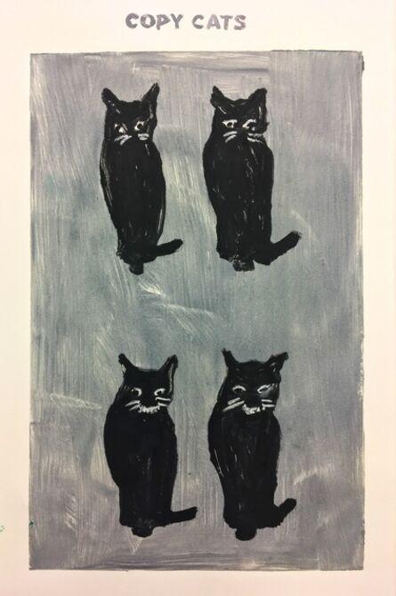 Richard Bosman, 'Untitled (Copy Cats II)', 2017