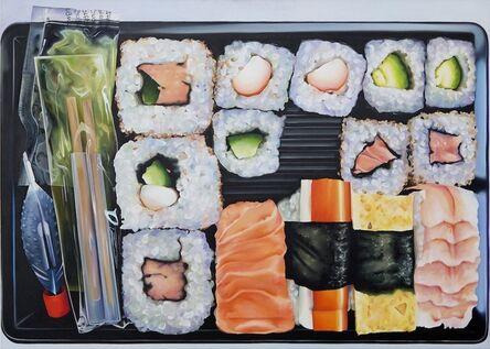 Charlotte Trossbach, 'Sushi-Box', 2017