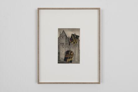 Perejaume, 'Carcassonne', 1983