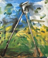 Jim Dine, 'The Astra Tool', 1985