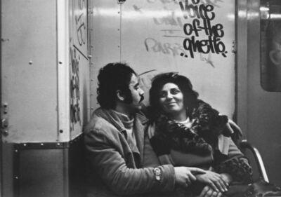Helen Levitt, 'NYC', 1978