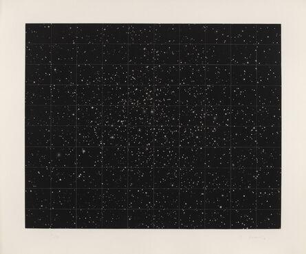 Vija Celmins, 'Strata', 1983