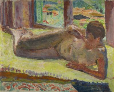 Pierre Bonnard, 'Reclining Nude', 1927