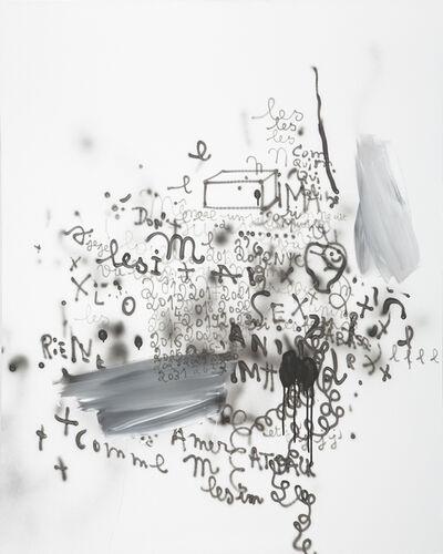 Anne-Lise Coste, 'RIEN SEX M', 2012