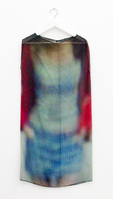 Shahin Afrassiabi, 'The Dress is a Building II', 2015