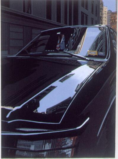 Richard Estes, 'Downtown, near Broadway', 2003