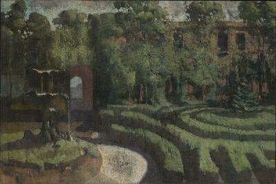 Armando Morales, 'Jardines de Venecia', 1991