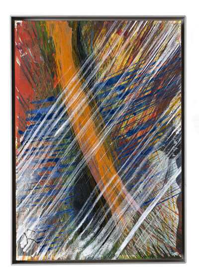 Arnulf Rainer, 'Untitled', 2002-2003