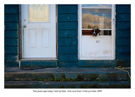 Nate Larson + Marni Shindelman, 'Lost My Dad', 2011
