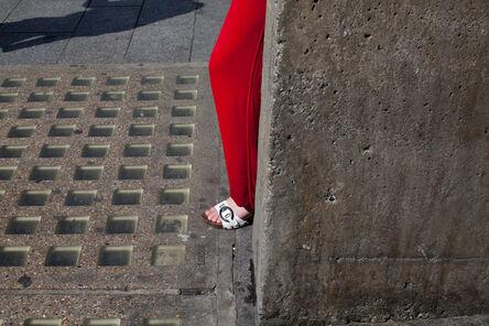 Eamonn Doyle, 'END. Red Leg', 2015